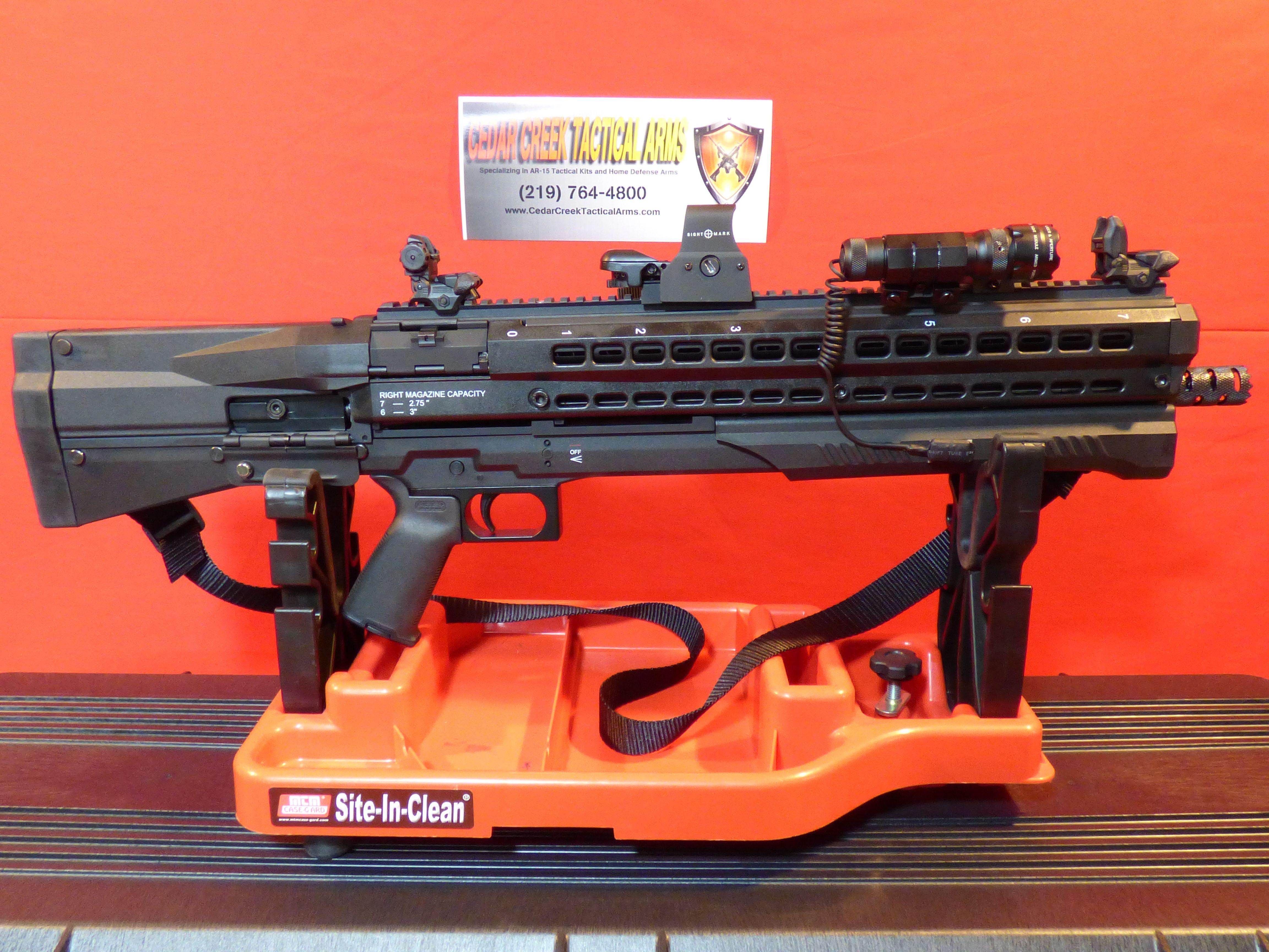 UTAS Bullpup Shotgun Tactical Kit visit us at
