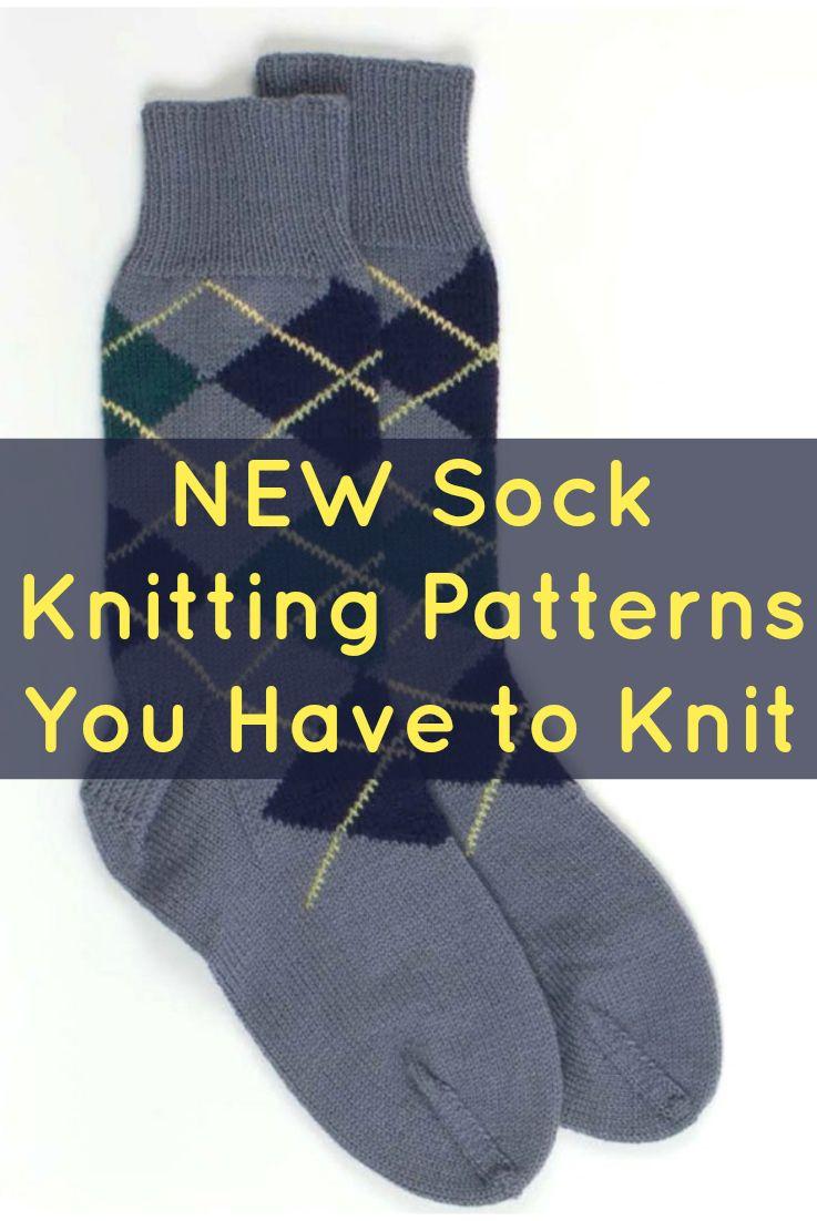 Free Knitting Patterns You Have to Knit | Knitting socks, Knitting ...