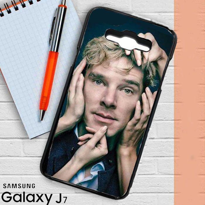 Benedict Cumberbatch sexy hands Samsung Galaxy J3 Case Casestrange