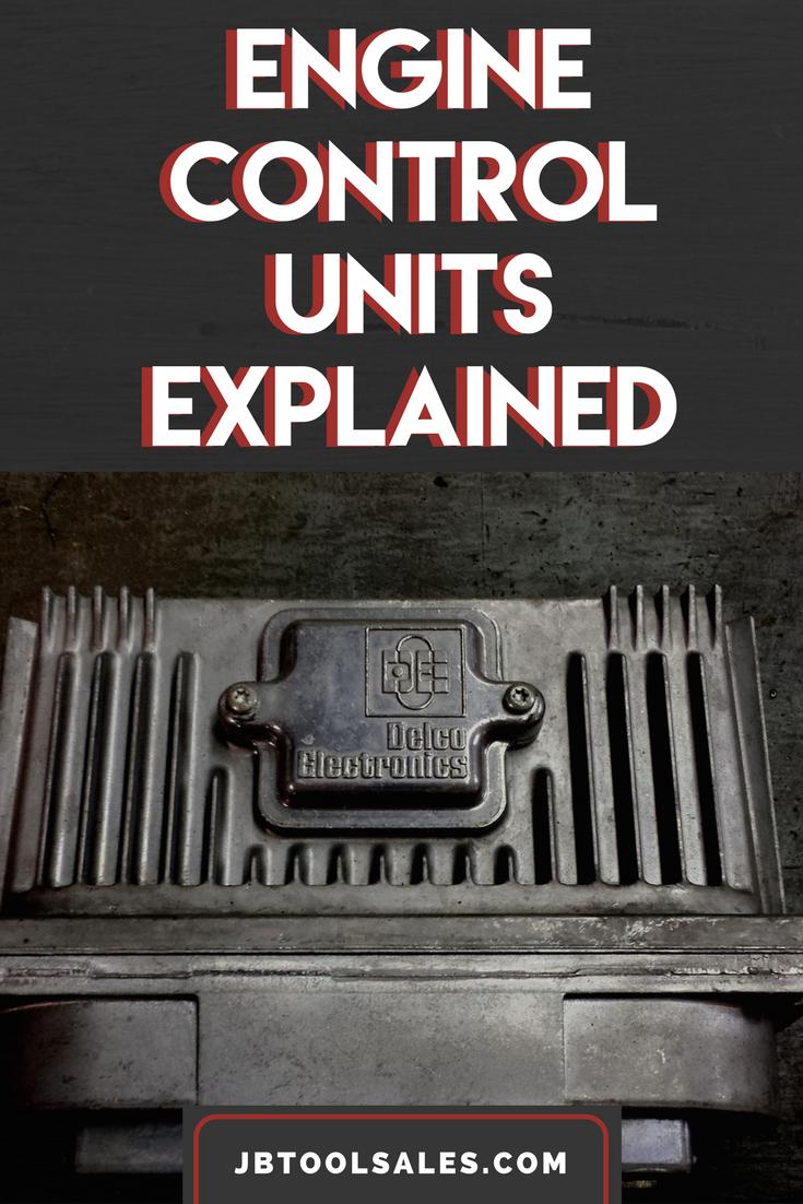Engine Control Units Explained Engine Control Unit Engineering Auto Repair