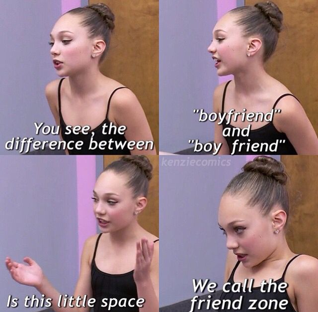 Dance moms dance moms comics pinterest la diff rence - Difference entre pin et sapin ...