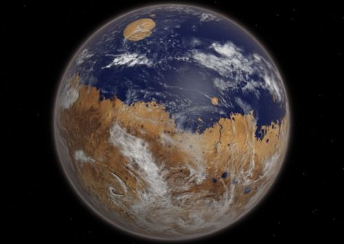 Planet making tool  Adjust texture, geography, bitmaps, colors