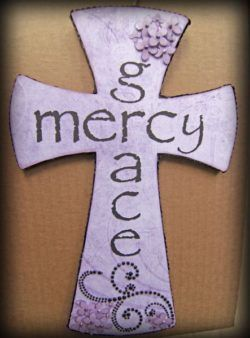 Grace and Mercy Cross