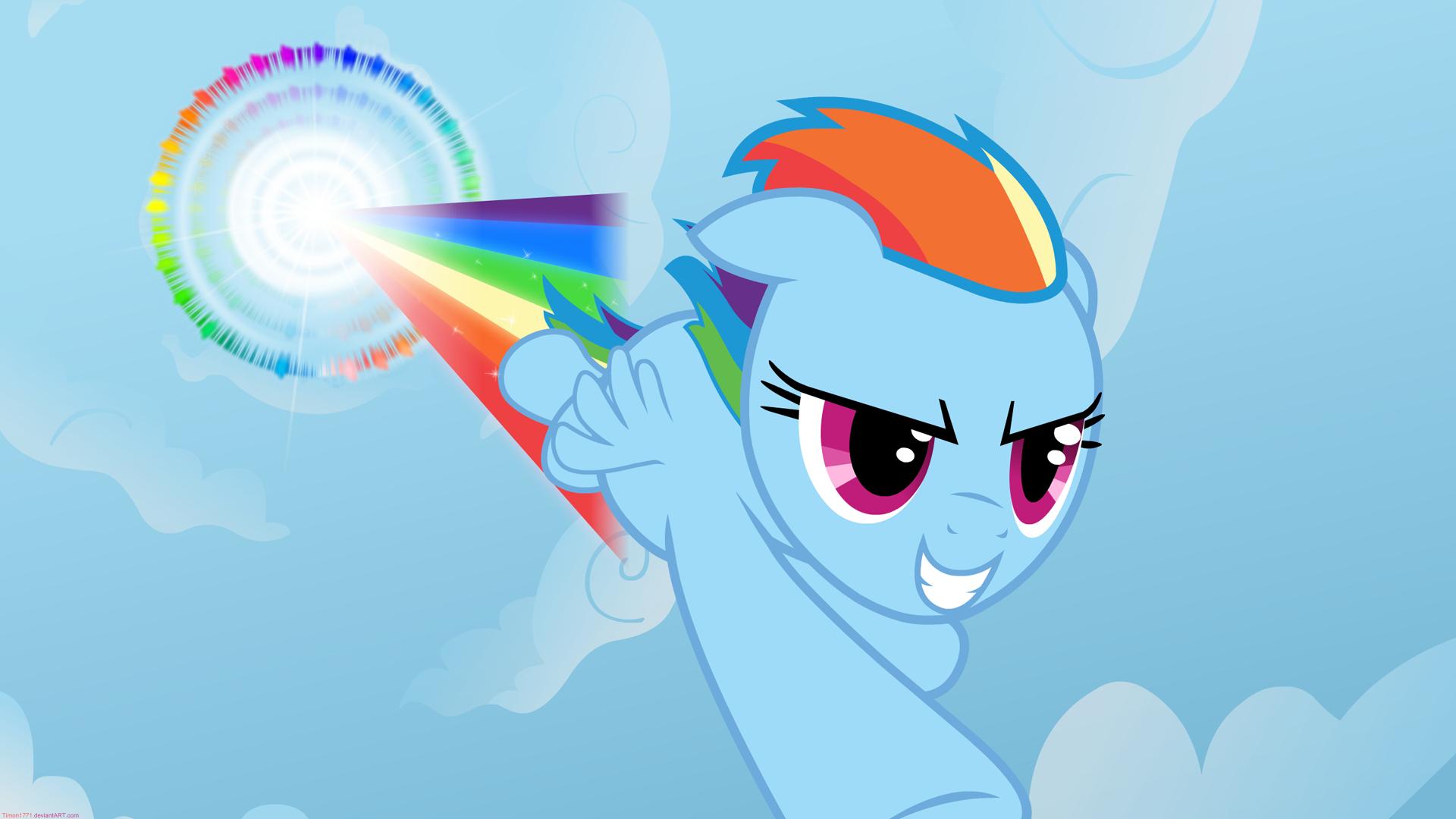 Rainbow Dash Wallpaper Rainbow Dash Little Pony My Little Pony