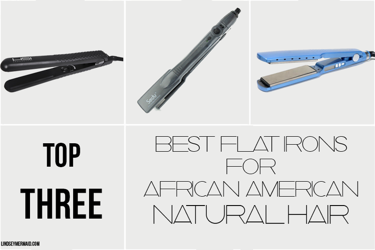 Top 3 Best Flat Irons For Natural Hair African American