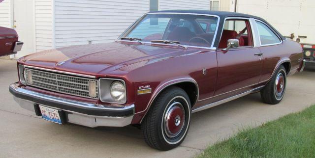 1975 Chevrolet Nova Ln 2 Door Coupe Chevrolet Nova Classic Cars Muscle Camaro Models