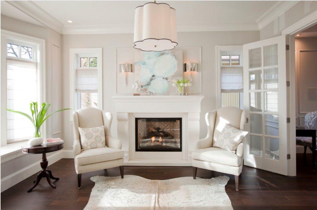 Ballet White Benjamin Moore Living Room In 2019
