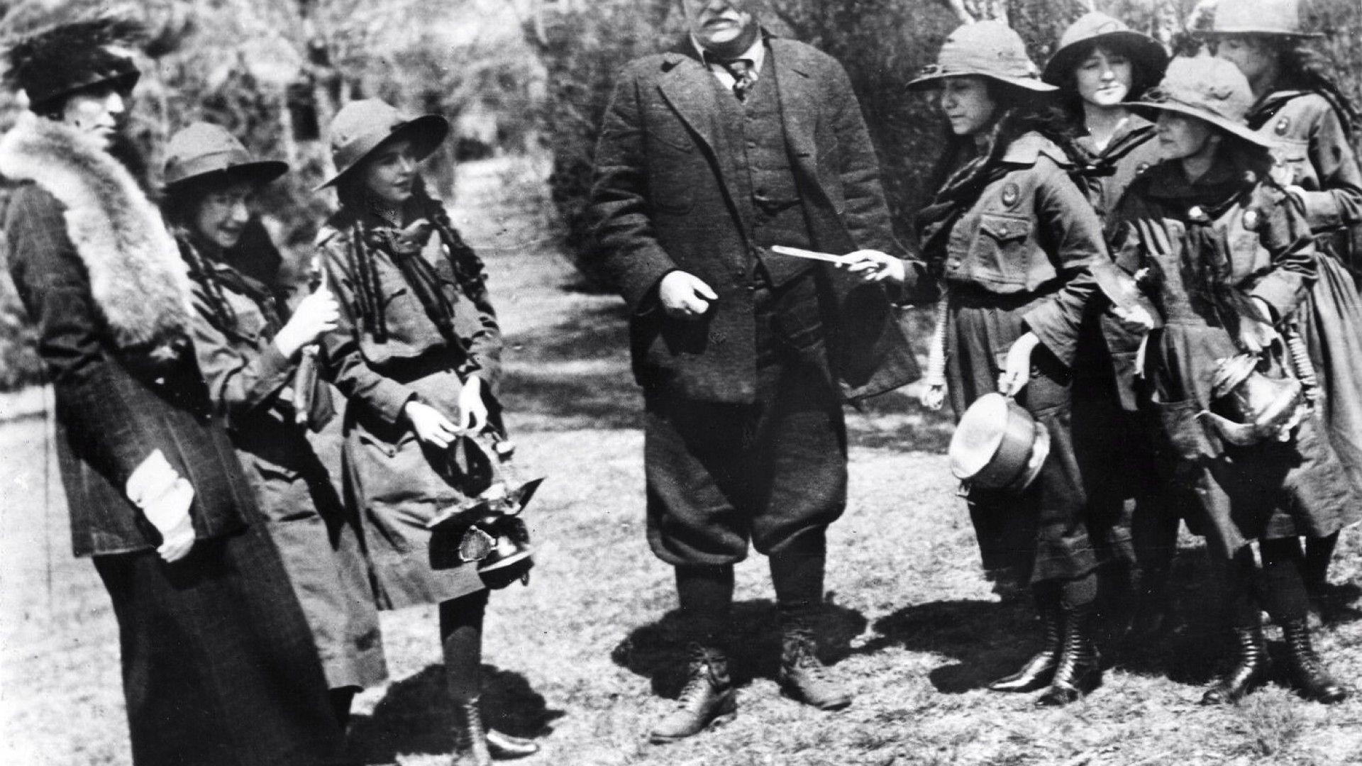 Theodore Roosevelt World War 1 Wallpaper HD