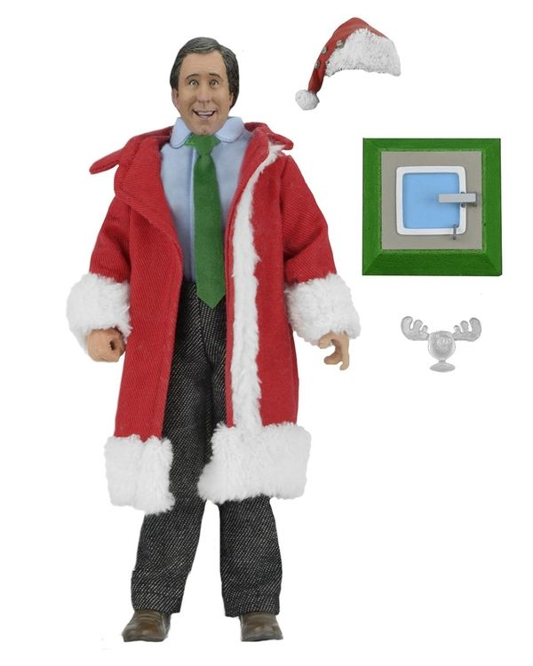 """National Lampoon's Vacation 8"""" Retro Clark Griswold Figure"""