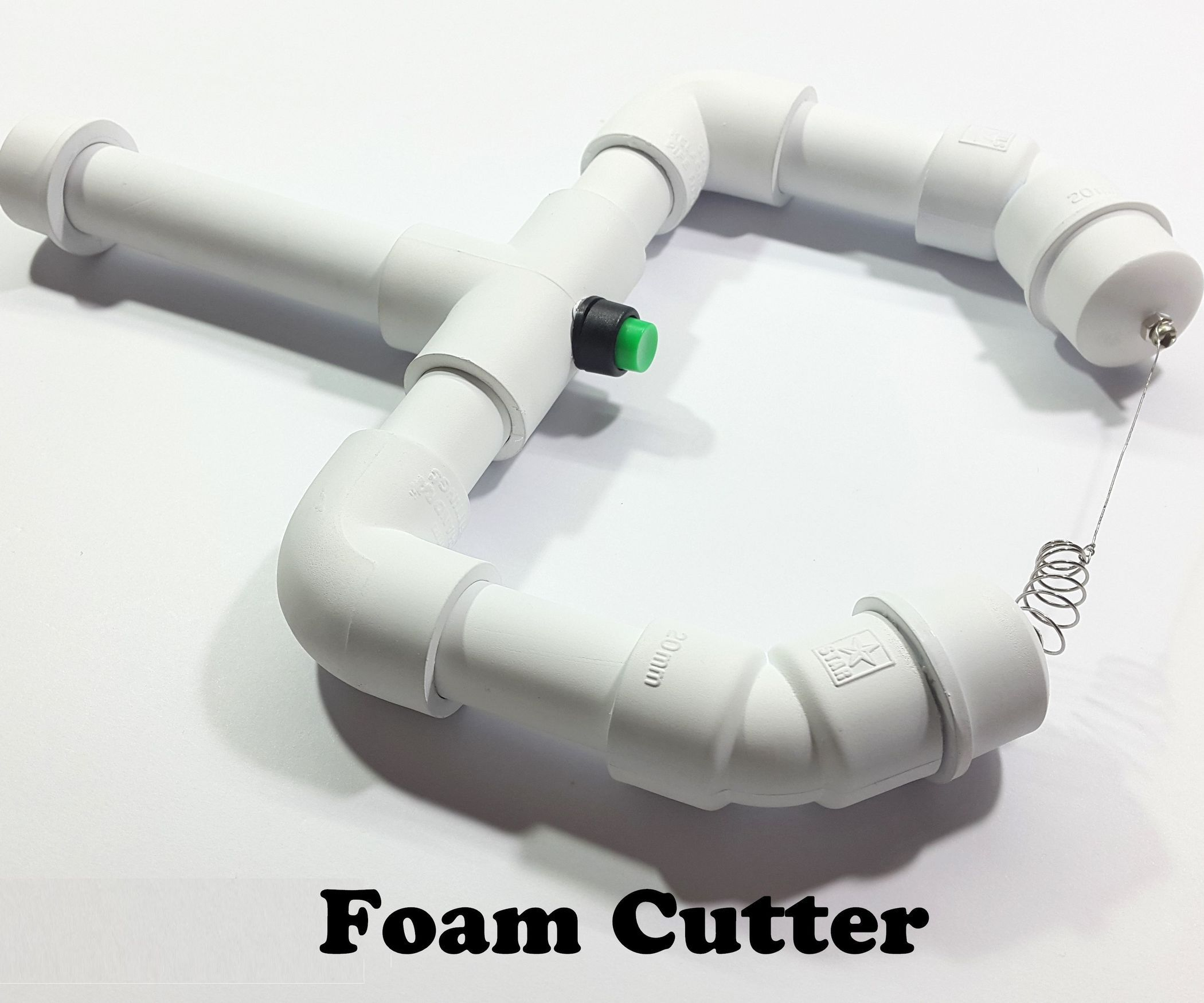 Hot Wire Foam Cutter | Foam cutter, Cuttings and Tutorials