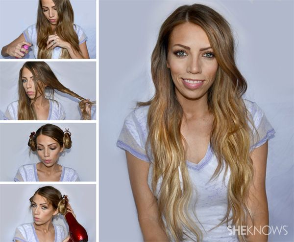Easy And Quick Beach Waves Hair Styles Long Hair Styles Cool