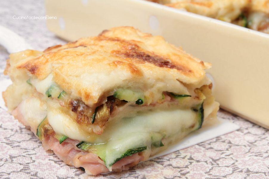 Torta di pancarr con zucchine ricette pinterest for Cucinare vegano