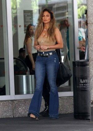 Jennifer Lopez: Filming El Mismo Sol Video -17 - Posted on August 25, 2015 #JenniferLopez #Wearing #Soles