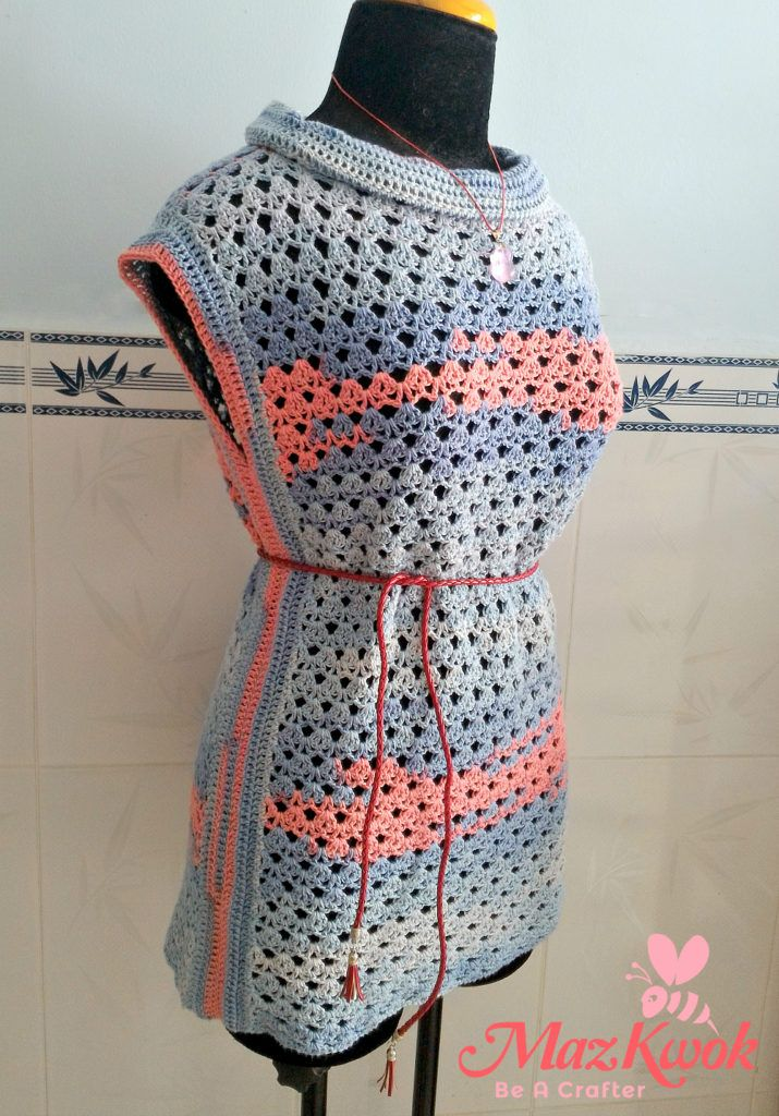 crochet tunic free pattern | Crochet | Pinterest | Crochet tunic ...