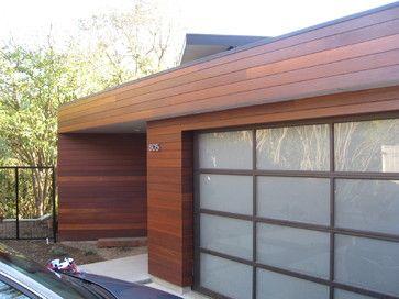 Rainscreen Hardwood Siding Project Modern Exterior Orange Wood Siding Exterior Modern Exterior House Paint Exterior