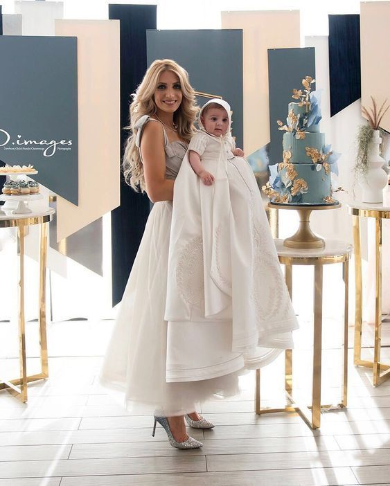22 Maquillaje para bautizo mama