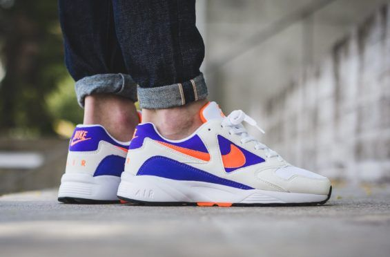 Nike Air Icarus Extra Drops In Orange and Purple | HYPEBEAST