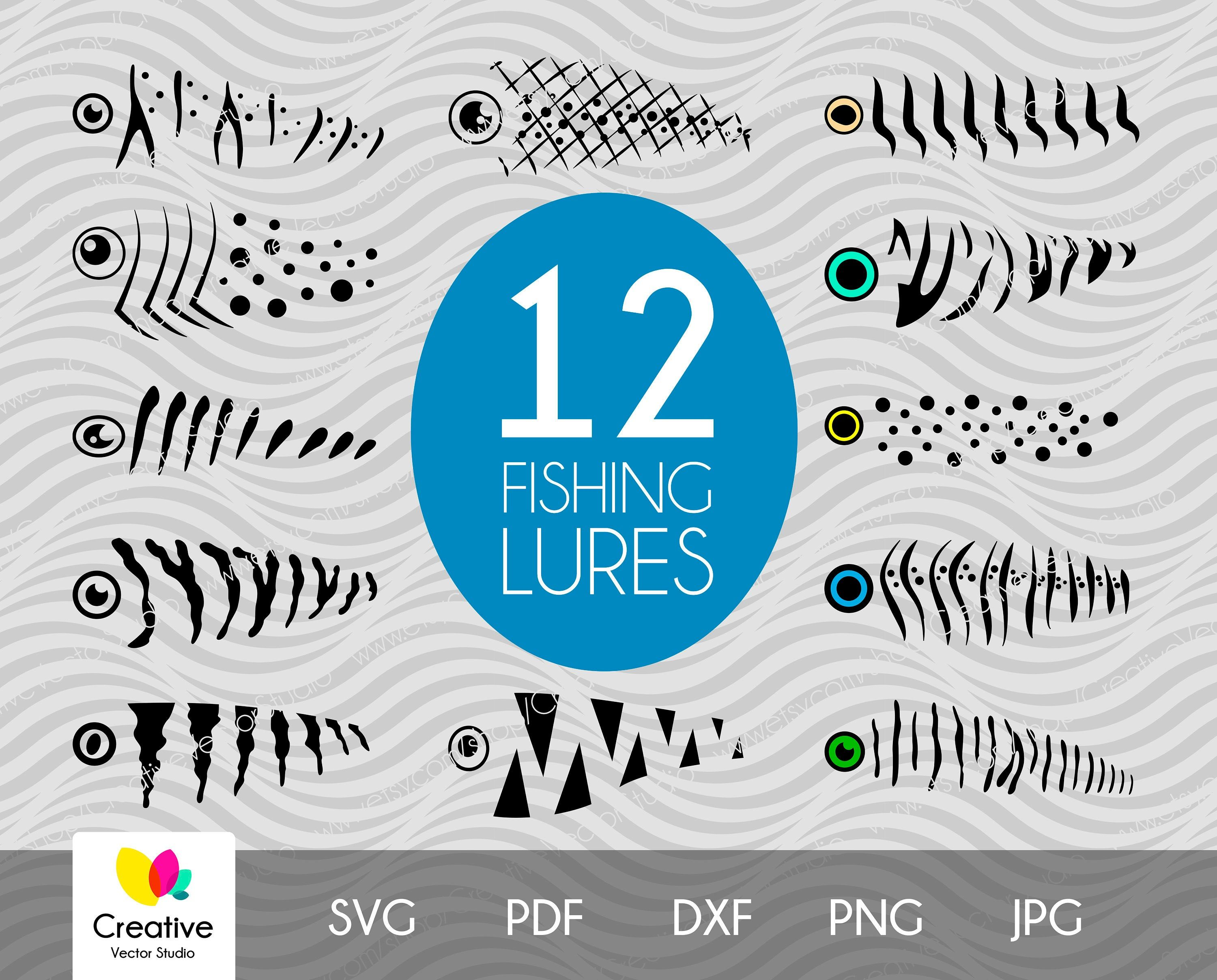 Download Pin By Shari Dinucci On Sticker Vinyl Fishing Lure Svg Fishing Lures Lure Svg