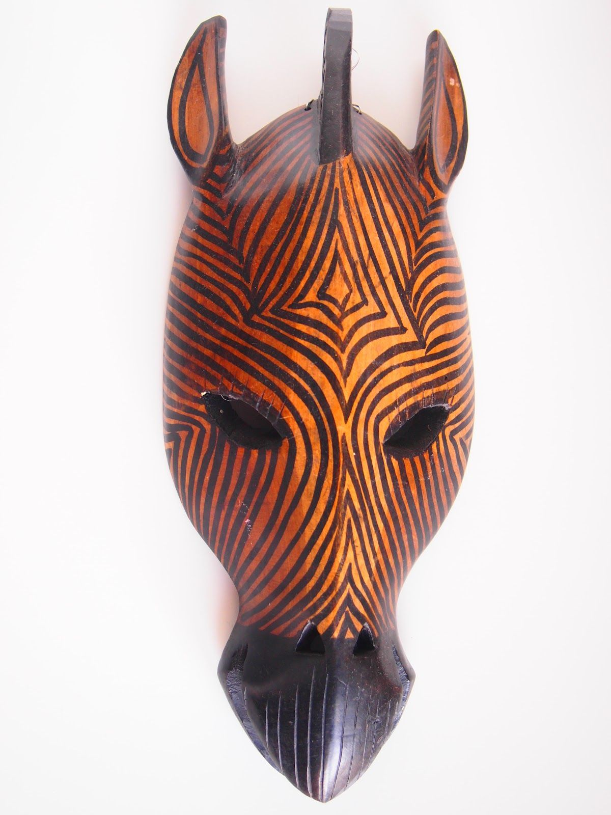 Research African Animal Mask