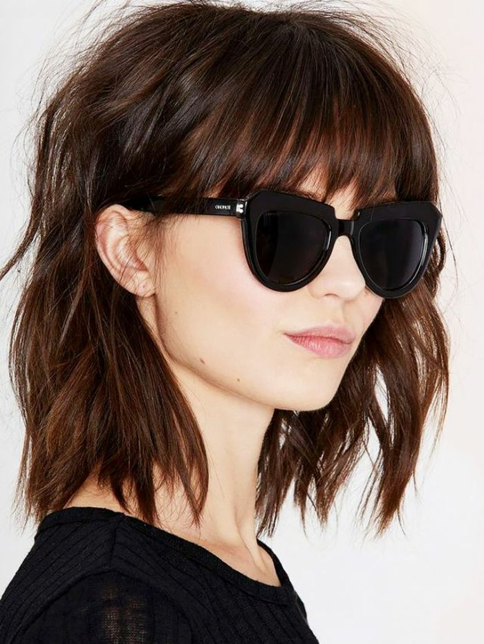 Pony Frisuren für jede Gesichtsform #erkeksaçmodelleri