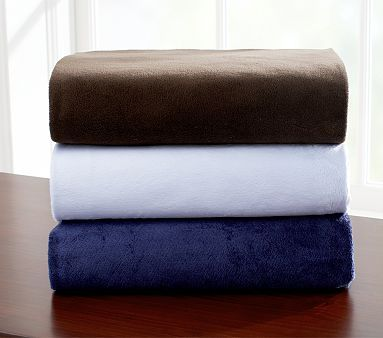 Pottery Barn Kids Chamois Sheets and Pillow Cases.  So soft.  Even after 1,0000,000 washes - they still look new.