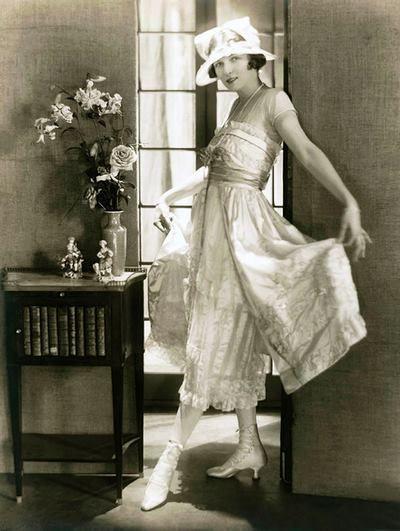 1920 Lucille Duff Gordon--l'esprit swing's