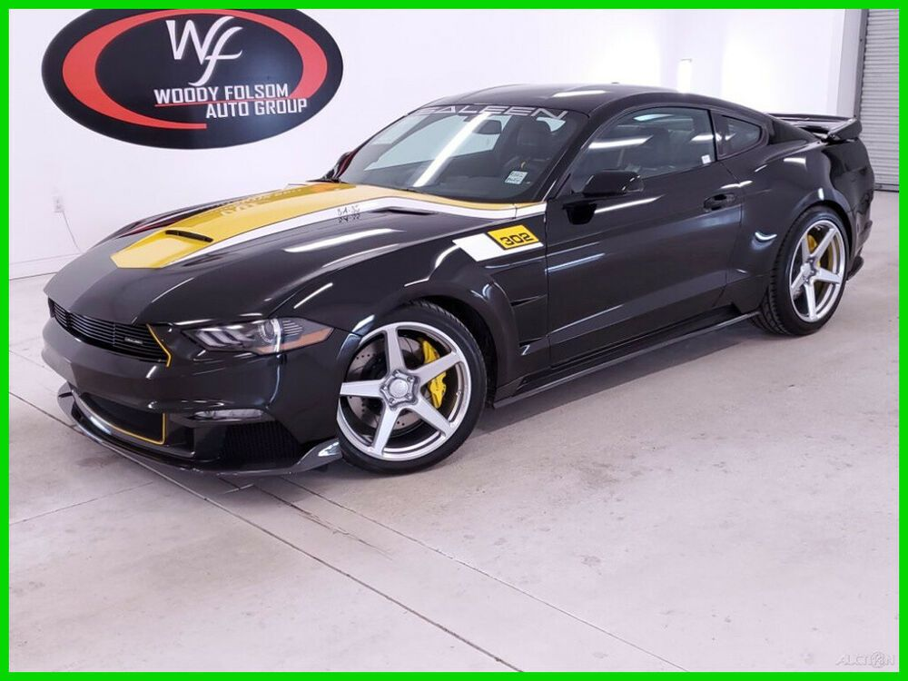 2019 Ford Mustang Gt Premium 2019 Saleen 35th Anniversary Edition