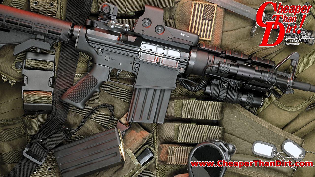 AR-10 with EOTech   Guns Photography   Guns, Firearms, Ar 10