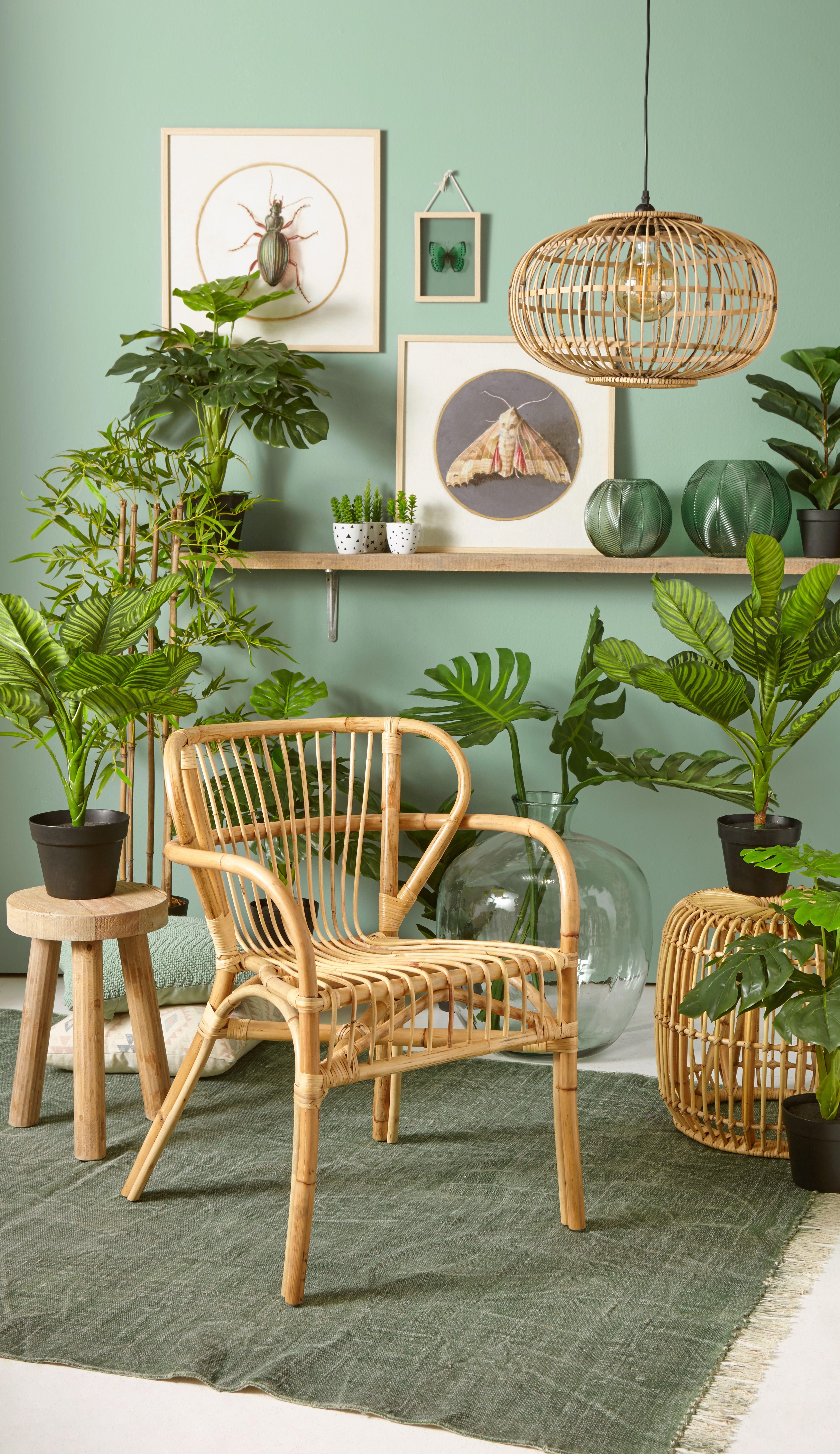 De mooiste inspiratie voor een botanische woonstijl: combineer naar ...