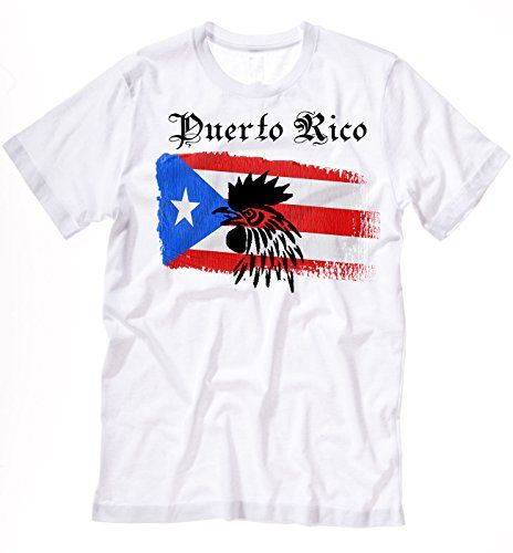 Robot Check Puerto Rican Flag Shirts T Shirt
