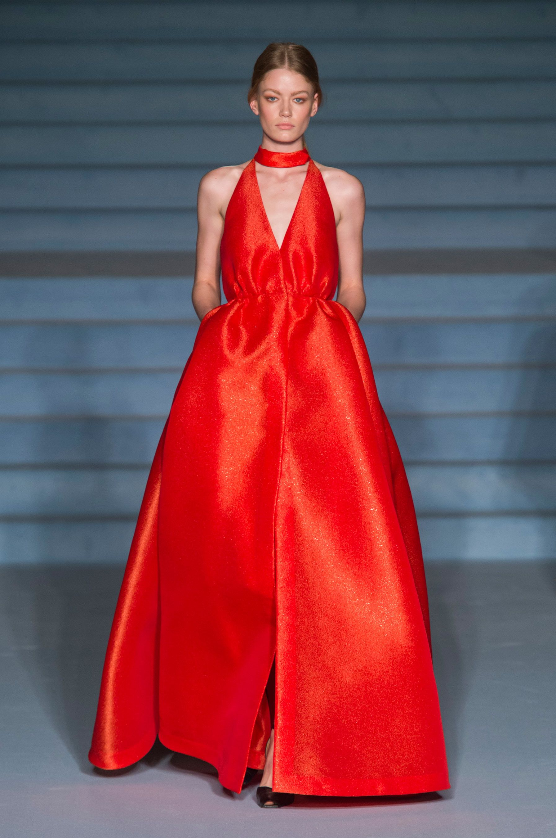 Emilia Wickstead Fall 2015 Ready-to-Wear Collection