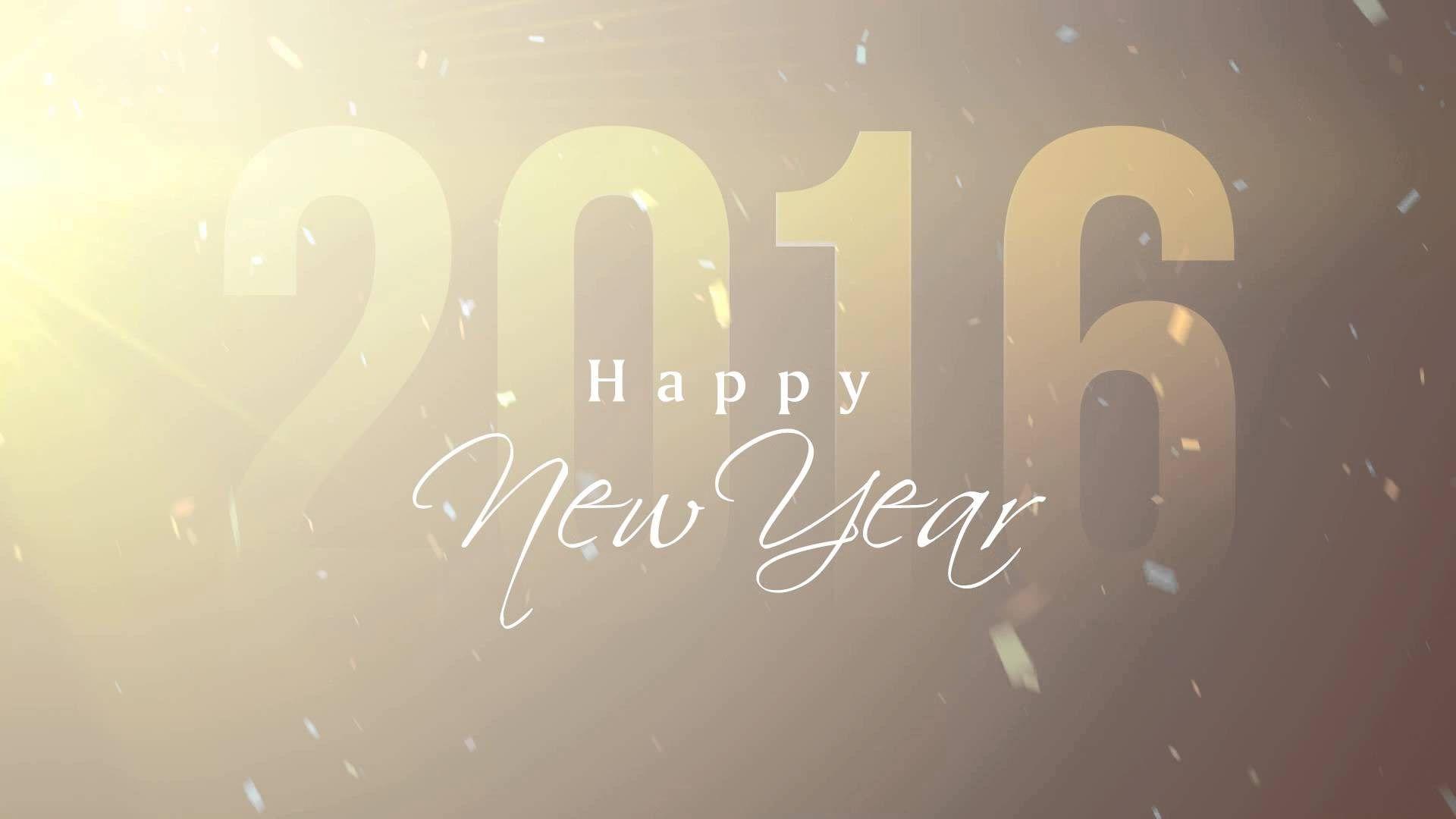 new year 2016 free desktop wallpaper Maxwell