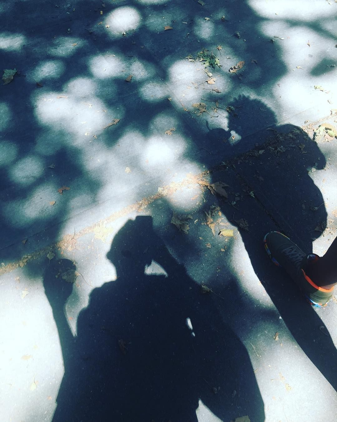 Her Imaginings  Shadow figures  #herimaginings #music #duo