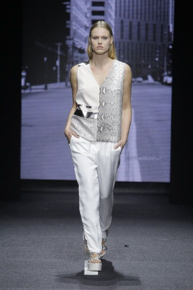 For.Me Elena Mirò - Spring Summer 2014 Ready-To-Wear - Shows - Vogue.it