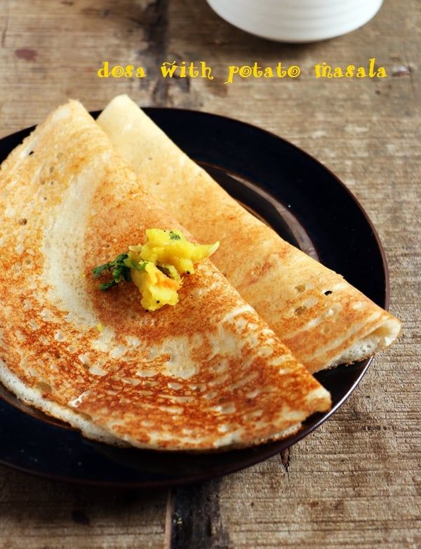 Dosa recipe, learn to make crispy plain dosa at home from scratch with step…