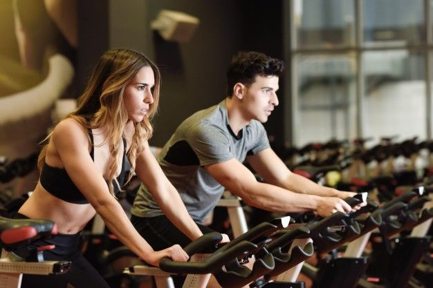 Cycling Equipment Healthy Fit Fitness Free Photo Freepik Freephoto People Woman Man Sport Personal Fitness Trainer Best Gym Gyms Near Me
