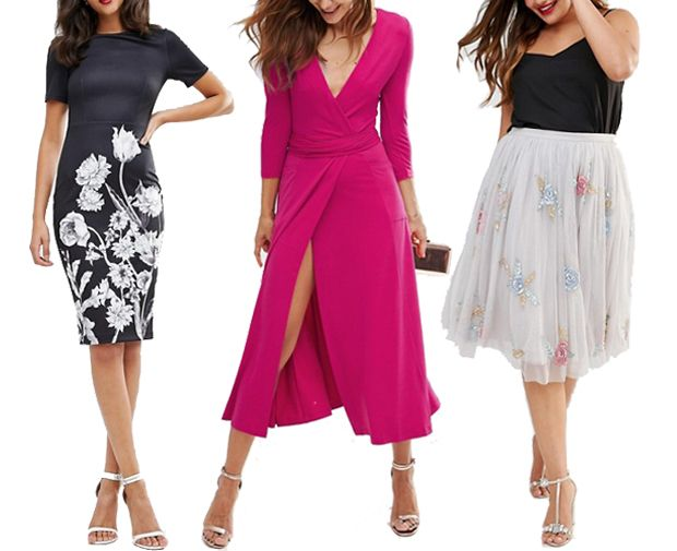 23 Wedding Guest Dresses with the Wow Factor | Wedding guest ...