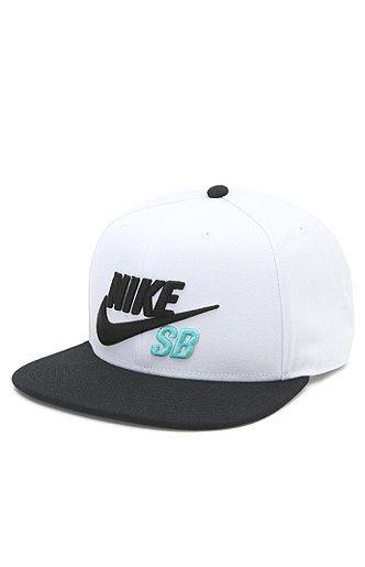 Nike SB Large 3D Icon Snapback Hat at PacSun.com$30.00