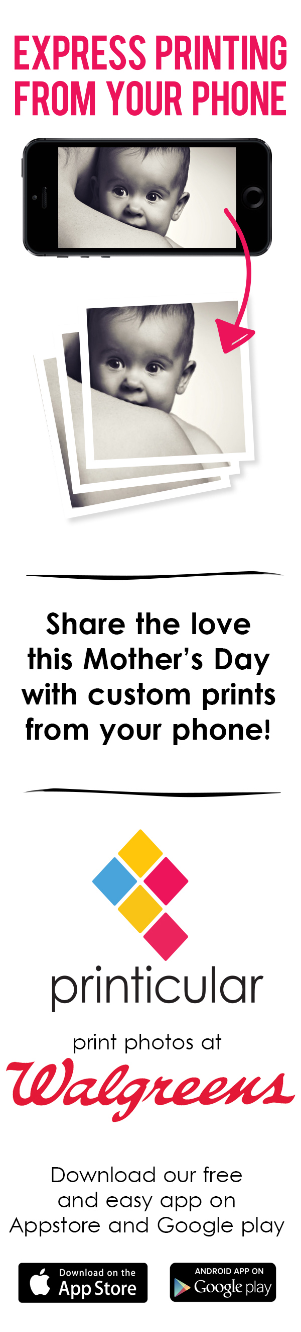 Mommy's Favorite App Photo printing, Walgreens photo, Prints