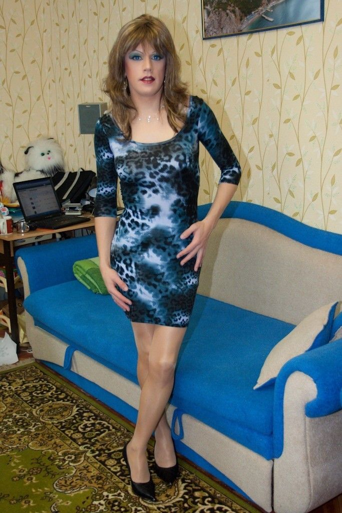 Amateur sex in evening dress