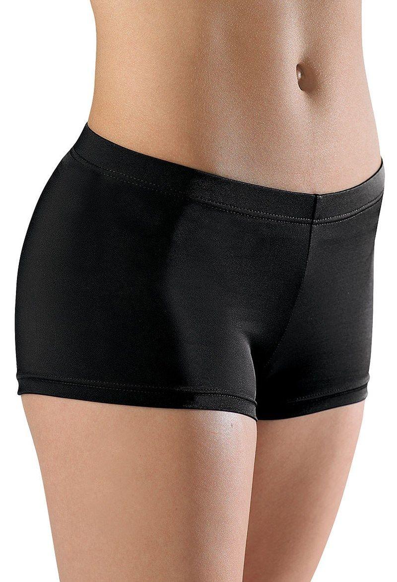 Nylon Spandex Dance Booty Shorts Balera