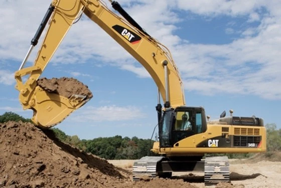 Caterpillar 345D EXCAVATOR Service Repair Manual