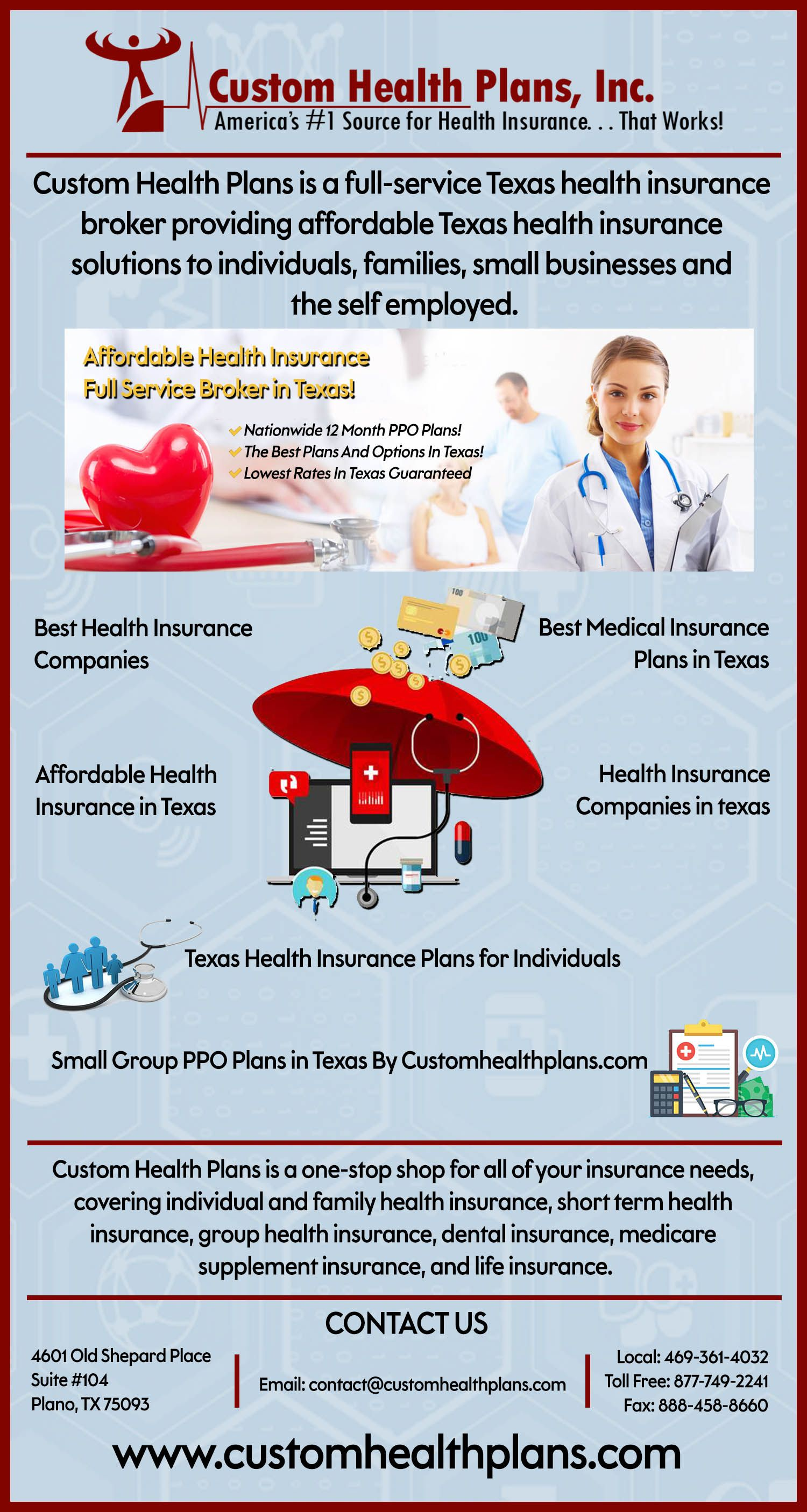 Medical Insurance Marketplace Texas