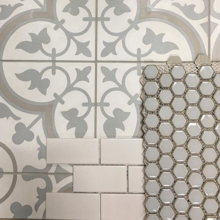 CHEVERNY BLANC ENCAUSTIC CEMENT WALL AND FLOOR TILE X IN - How many floor tiles come in a box