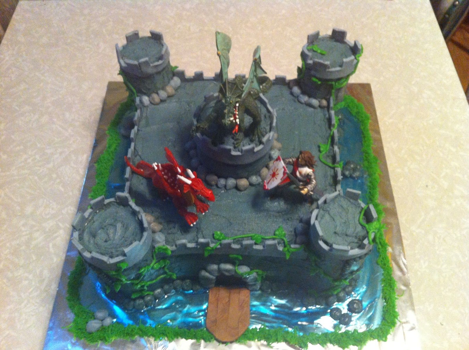 knight cake - Google Search