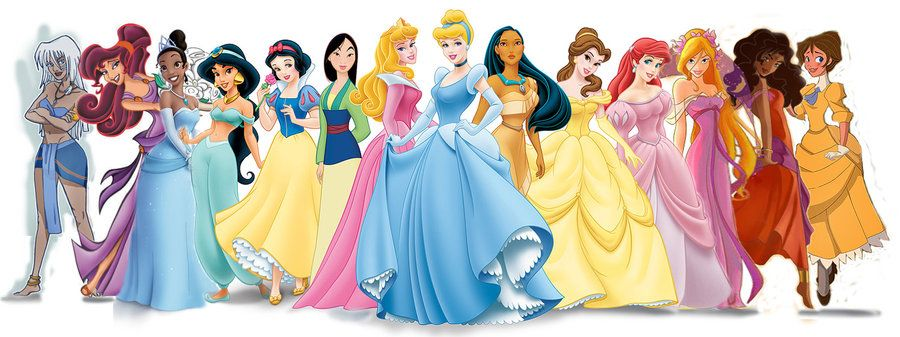 women and femininity in disney films Certain films have been criticized for the amount of gender stereotypes they  portray, but children's films, other than disney, have not come.