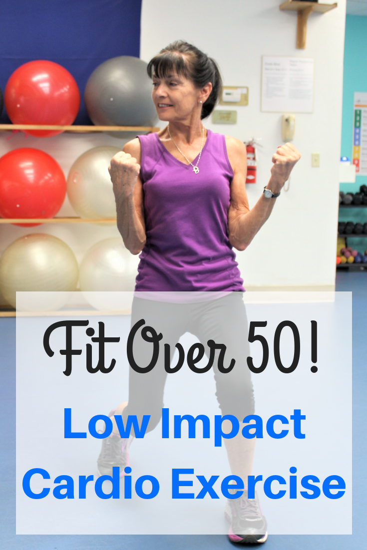Get Up And Go! Low Impact Cardio Exercise Exercise, Low