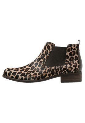 Ankle boot - natur/moro