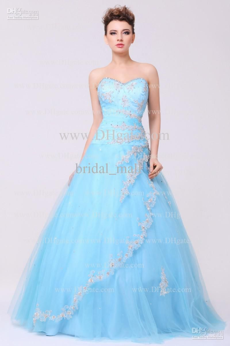 huge ball gown wedding dresses with crystals   dresses   Pinterest