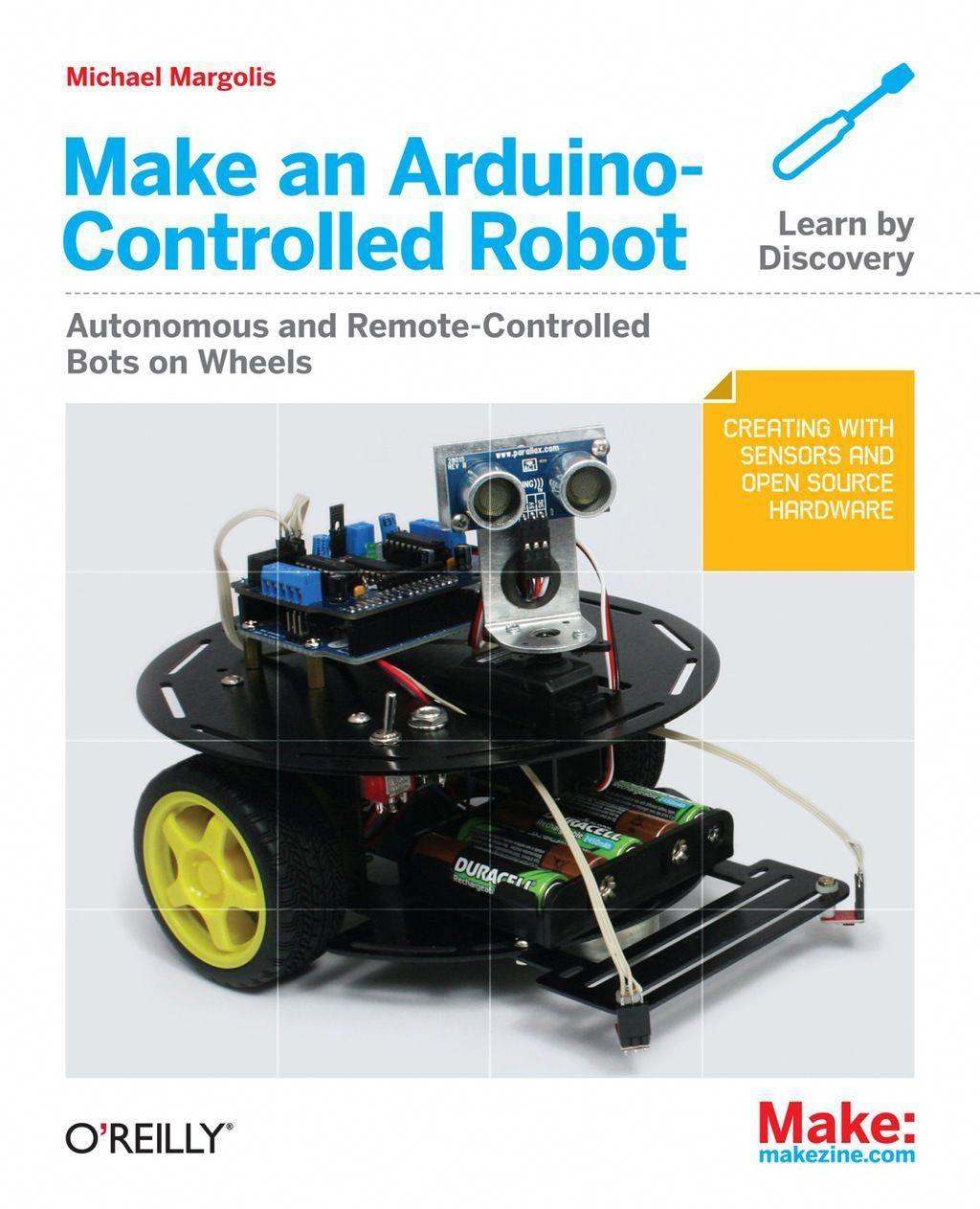 Pin by James Spencer on Random DIY in 2020 Arduino robot